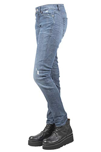 Denim DP238 DS0199 Femme Jeans Denim T67B DONDUP Couleur 0qHax177