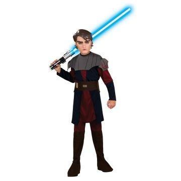 [Anakin Skywalker Child Costume - Small (4-6)] (Halloween Costumes Age 12 Uk)