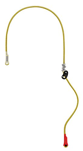 PETZL - ZILLON, Adjustable Work Positioning Lanyard for Tree Care, 2.5 m