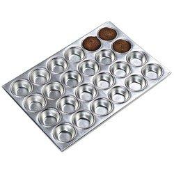 Carlisle Roasting Pan - Carlisle (602424) - 24 Cup Aluminum Muffin Pan
