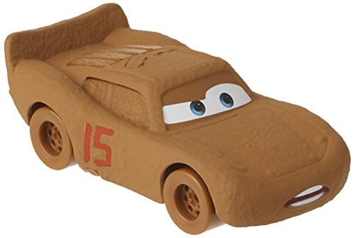 Disney Pixar Cars 3 Lightning Mcqueen As Chester Whipplefilter Die-Cast Vehicle