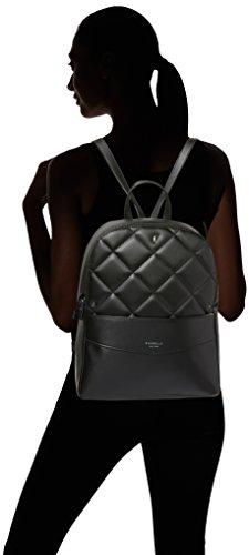 Fiorelli Trenton - Bolsos mochila Mujer Negro (Black Quilt)