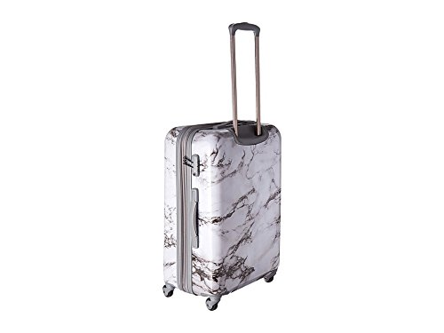 Heys America Unisex Bianco 26'' Spinner White Luggage