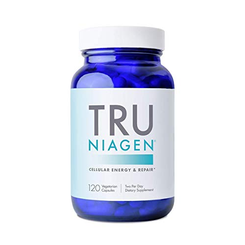 Patented NAD+ Booster Supplement More Efficient Than NMN – Nicotinamide Riboside for Cellular Energy Metabolism & Repair…