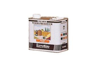 Barrettine Premier Wood Preserver Dark Brown 5l