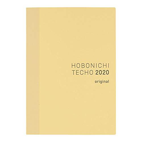 Hobonichi Techo Original Book (Japanese/A6/Jan 2020 Start/Mon Start)