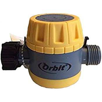 Amazon.com : Orbit Mechanical Hose Faucet Timer : Garden