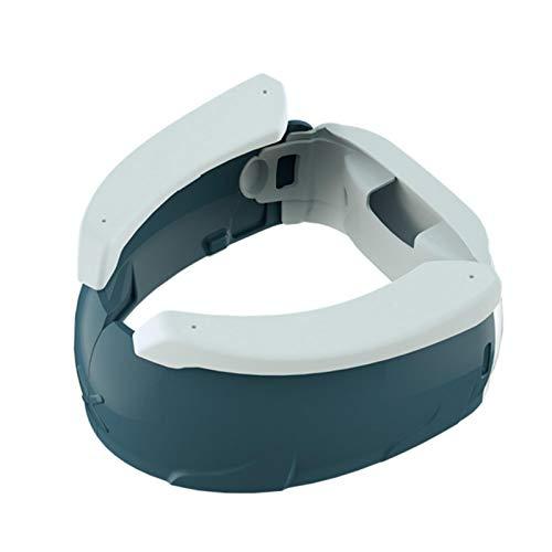 Baby Travel potje draagbaar toilet, compacte toiletbril voor baby's, peuters, reizen in de open lucht of potjestraining…