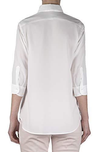 Blanc Femme 2019 410176 Ca 012088 Couleur FitCamicia Primavera Bianco estate N8m0vnw