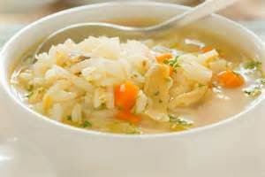 gluten free chicken and rice soup - 6