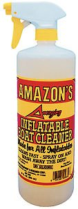 (Siam Shopping Amazon Inflatable.Boat Cleaner Quart INF850)