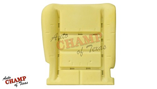 Auto Champ Of Texas 2002-2004 Ford F-250 Lariat Crew 4X4 2WD -Driver Side Bottom Seat Foam Cushion