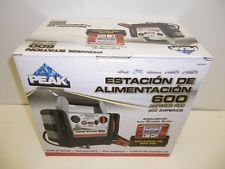 Price comparison product image PEAK Power Station 600 Peak/300 Amp Jump Starter w/260 PSI Tire Inflator PKC0AS