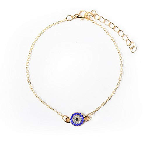 Pagacat Beautiful Ankle Chain Rhinestone Decoration Women Creative Fashion Anklet Anklets from Pagacat