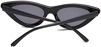 ASLD Lunettes de soleil Cat Eye lunettes de soleil femmes miroir noir Triangle lunettes de soleil hommes femme lentilles pour dames lunettes