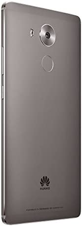 Huawei Mate 8 NXT-L09 32GB 6-Inch 4G LTE Factory Unlocked Smartphone - International Stock No Warranty (Space Gray)