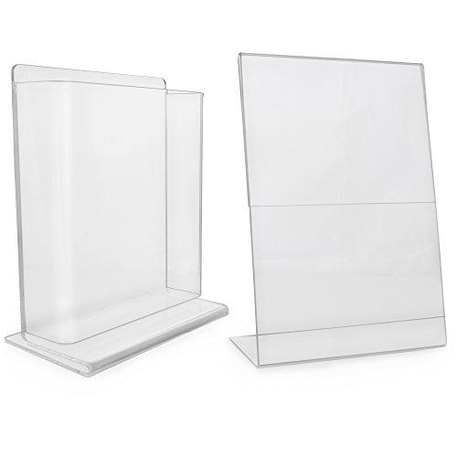 tabletop acrylic display - 9