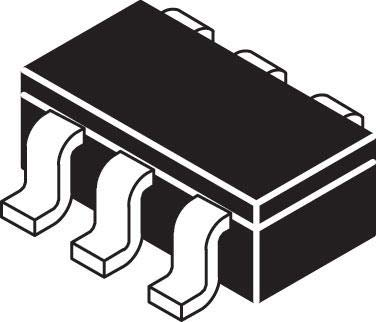 100 pieces TVS DIODE 3VWM 8VC SC74-6