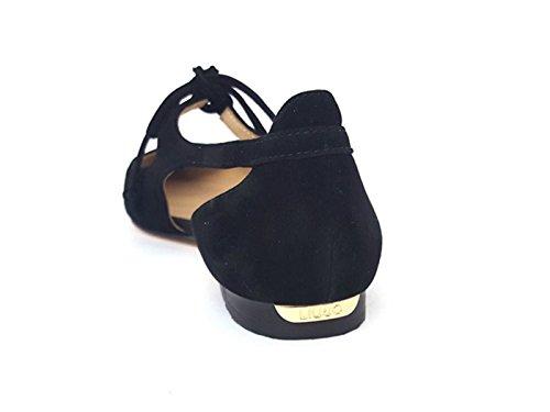 Ballerina MainApps Liu Donna Liu Jeans Jo Black S18029P002122222 Cicogna Jo Hw6wqAY