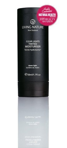 (Living Nature Tinted Moisturizer - Dawn Light)