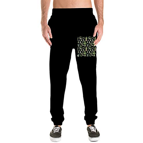 Michelle Penn Cactus Jogger Sweatpants with Pockets, Amazon Exclusive