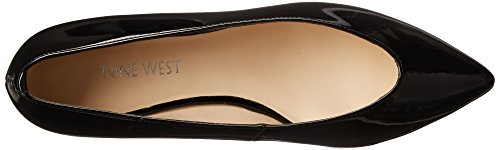 Ballet Nine Black Flat Synthetic West Women's Trophywife waa4Pn