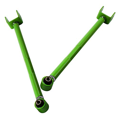 Rear Lower Camber Control Arms for BMW E36, E46, X3(E83), Z4(E85 E86), Z4(E89) - Green ()