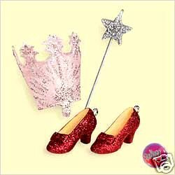 HALLMARK KEEPSAKE THE MAGIC OF GLINDA THE WIZARD OF OZ ()