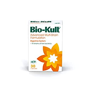 Bio-Kult Advanced Multi-Strain Formulation for Digestive System 30 Capsules, 40 g
