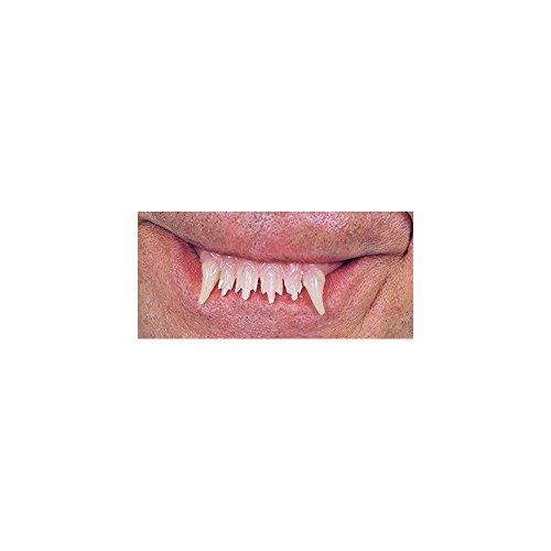 Morris Teeth Glow Werewolf Witch