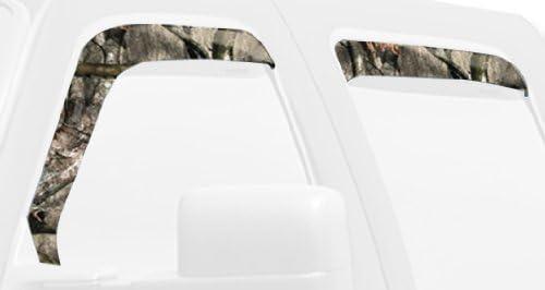 Mossy Oak Graphics 10008-WV-BI Break-Up Infinity Vehicle Window Visor Kit
