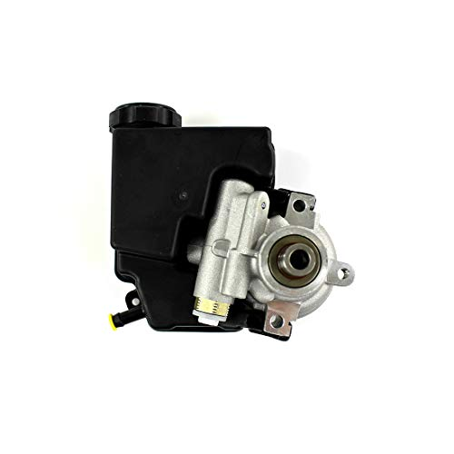 Brand new DNJ Power Steering Pump w/Reservoir PSP1565 for 96-04 / Chevrolet Buick Regal Impala - No Core Needed ()