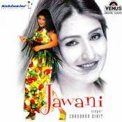 Tabun, Chandana Dixit - Jawani -Singer Chandana Dixit