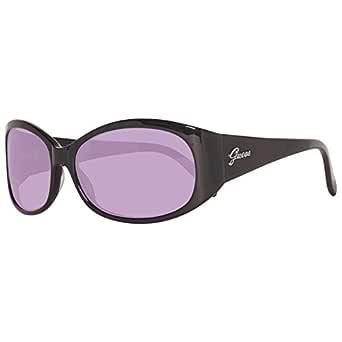 Guess Women's Fashion Sun SGU 7134 BLK3 Sunglasses, Purple, 58 mm