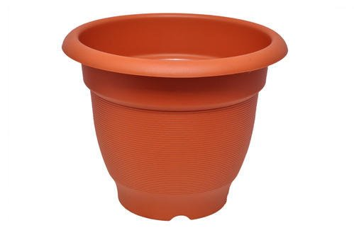 ASFA Deals Plastic Round Elegance Planter 12 inch (Pack of 5)