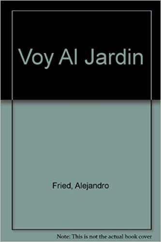 Book Voy Al Jardin