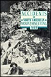 Accidents in North American Mountaineering 1989, , 0930410408