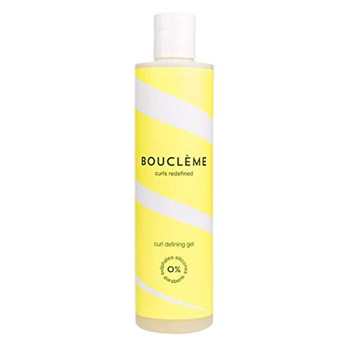 Boucleme Curl Defining Gel - Natural Hair Care Silicone Free ()