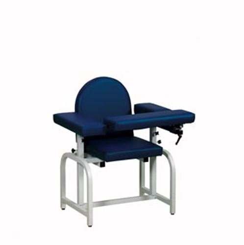 Pro Advantage Blood Draw Chair - Flip-Arm - Upholstered