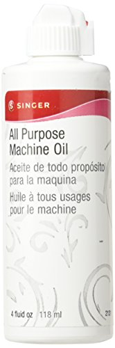 Bulk Buy: Singer Machine Oil 4 Ounces 2131 (6-Pack)