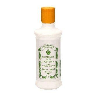 Волосы Lightener-Ромашка Herbavita 6,8 унции жидкости