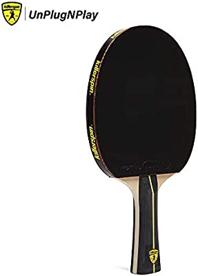 Wood Table Tennis Racket Ping Pong 5 Layers Ping Pong Racket Blade High Quality