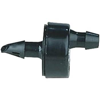 Violet Rainbird Single Outlet FPT X Barb Pressure Compensating Module 7 GPH