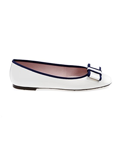 PRETTY BALLERINAS Damen Ballerinas Honey Avorio Lackleder Größen: 37,5 38,5 39,5 40 40,5
