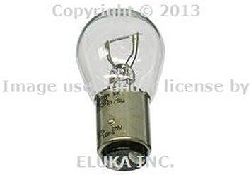 2x Fits BMW 5 Series E60 Genuine Osram Ultra Life Stop Brake Light Bulbs