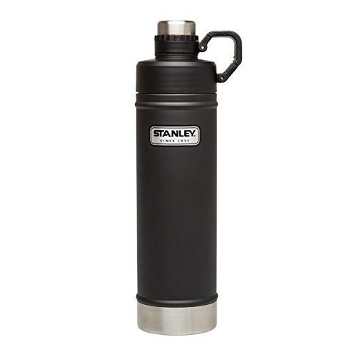 Stanley Classic Vacuum 750ml Water Bottle One Size Black
