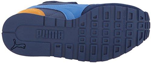 PUMA Baby ST Runner NL V Sneaker, Blue Depths-Lapis Blue, 5 M US Toddler