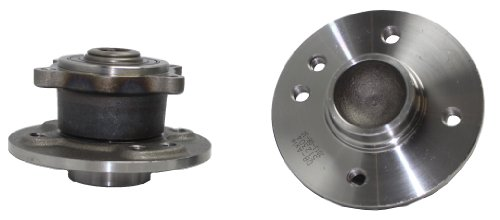 - Brand New (Both) Rear Wheel Hub and Bearing Assembly 2002-2006 (Built Before 4/06 Production Date) Mini Cooper 12mm Lug 4 Bolt W/ABS (Pair) 512304 x2
