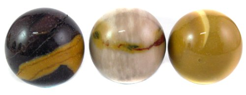 (Set of Three Mystic Scrying Spheres: by Gypsy Palace)