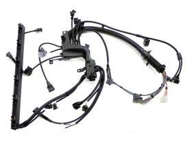 31%2BbLWc6%2B4L amazon com bmw e46 (01 03) engine wiring harness for engine engine wiring harness at webbmarketing.co